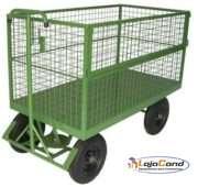 Carro plataforma gaiola 800 kg