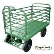 Carro plataforma transbloco 800 kg