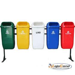 Coleta-seletiva-5-lixeiras-papeleira-50-litros