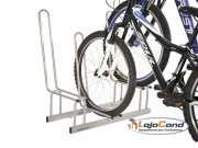 Bicicletário Conjugado 3 vagas de chão