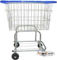 Carrinho de compras para condomínio – 140 litros