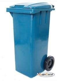 Coletor de lixo 120 lts
