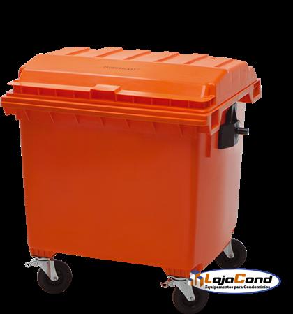 Container de lixo 1000 lts